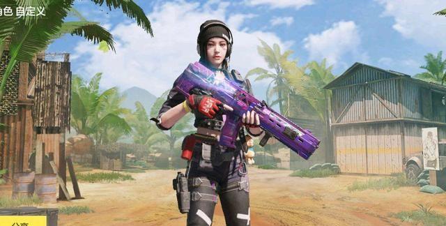 欧阳娜娜代言使命召唤手游,游戏专门出NANA角色,和主播一起开黑