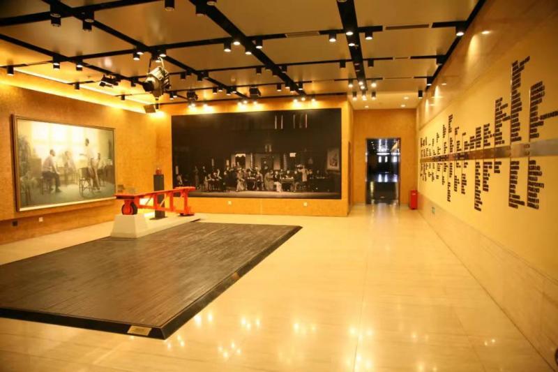 人艺戏剧博物馆限流开放:上下午预约参观各75人