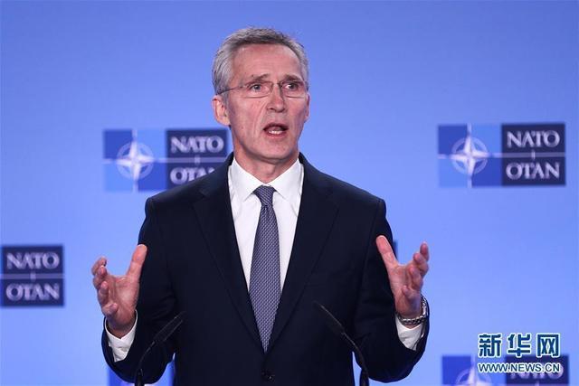 """北约秘书长称对塔利班取胜之快感到惊讶,还指责是阿富汗领导人失败造成""""悲剧"""""""