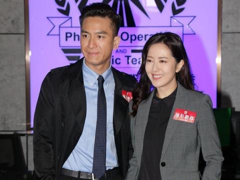 TVB视帝后再演情侣,马国明执二滩演出,唐诗咏否认离巢传闻