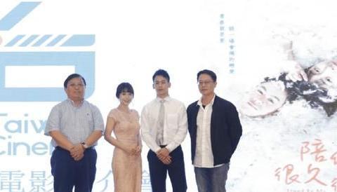 李安的儿子和吴慷仁的女友,拍了一部很甜的青春片,就要上映了