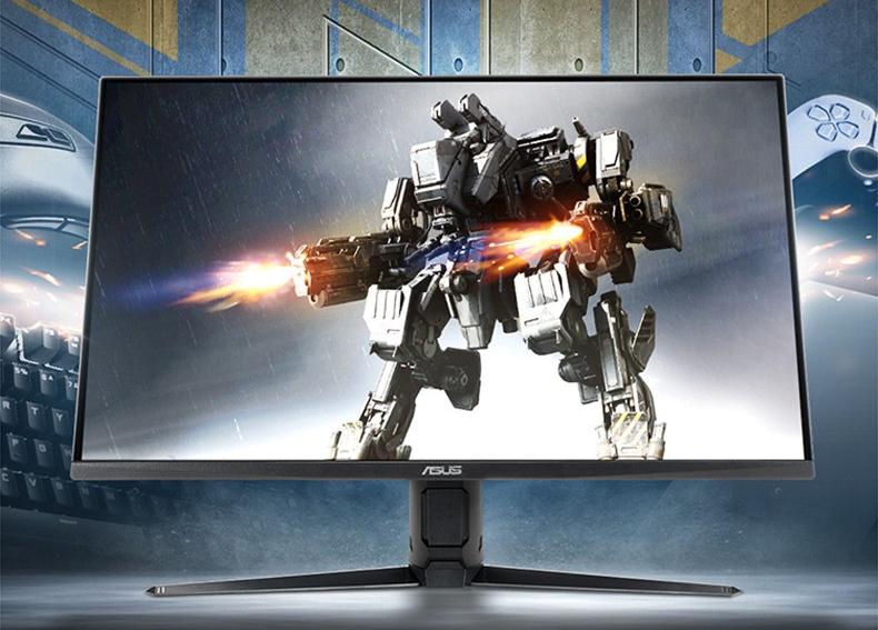华硕发布TUF VG28UQL1A 4K显示器:4K分辨率144Hz,售价5499元