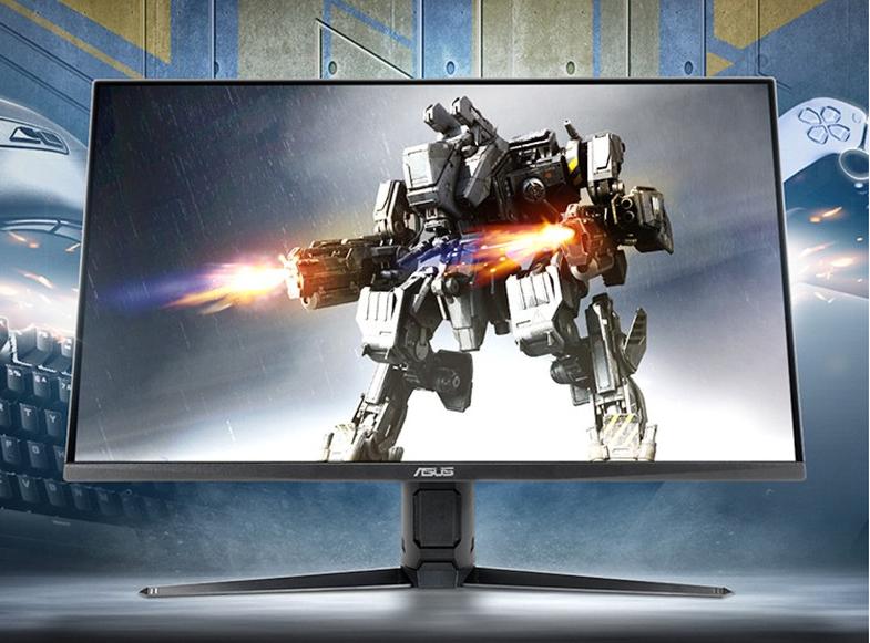 华硕发布 TUF VG28UQL1A 4K显示器:HDMI 2.1 接口 144Hz,5499元