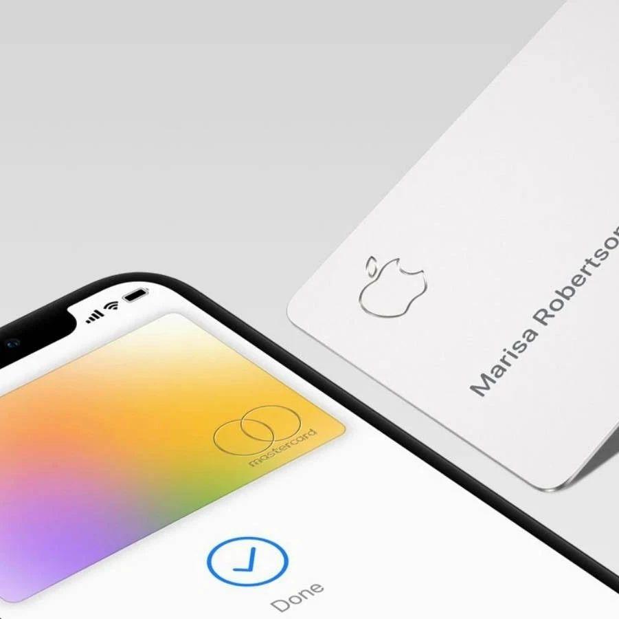2021年美国信用卡满意度调查 Apple Card排名第一