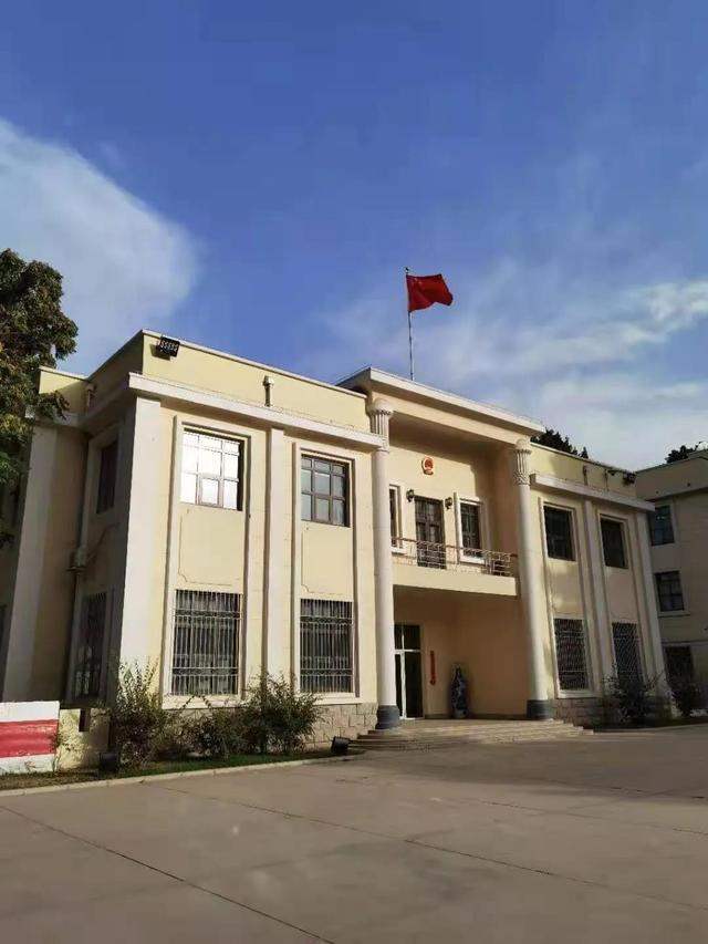 中國駐阿富汗使館經歷了什么?