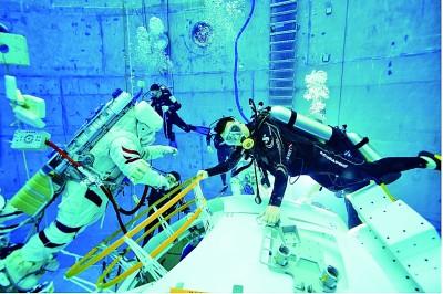 航天员背后团队:预训练昼夜温差39度,打造适宜环境花了近十年