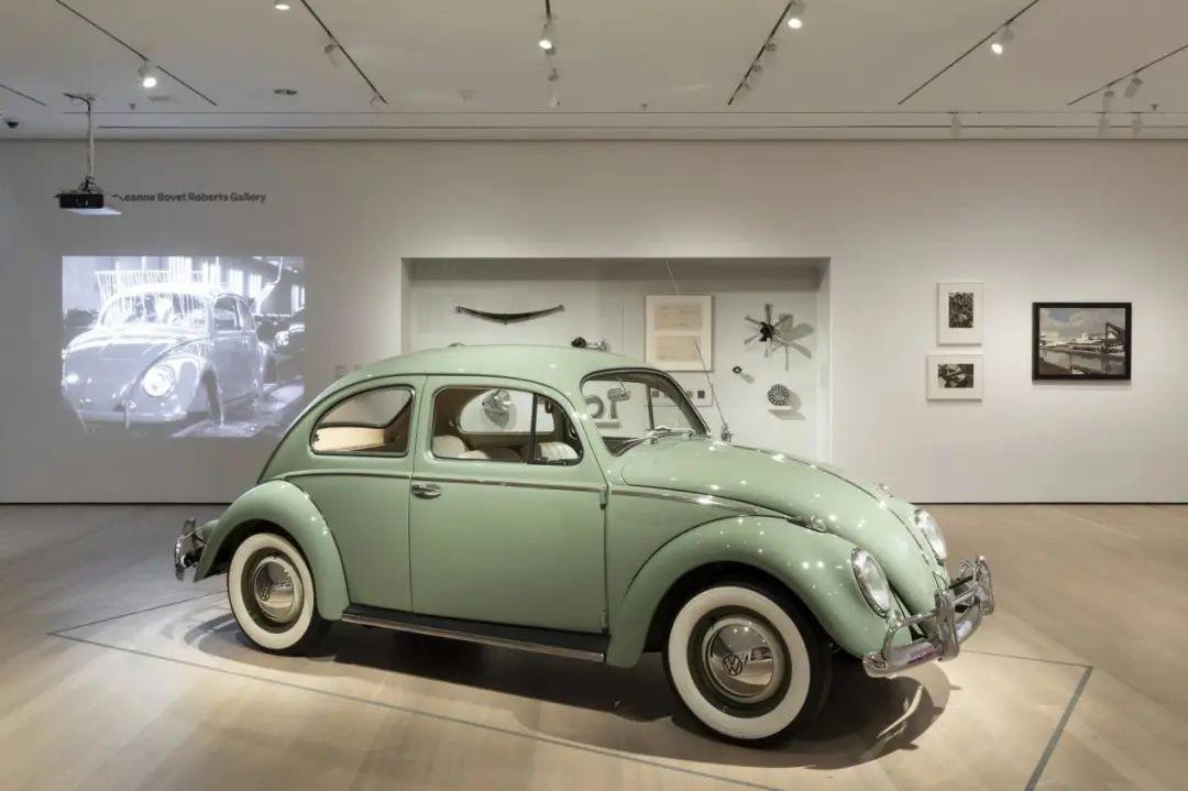 """纽约MoMA呈现""""汽车狂潮"""",60多岁甲壳虫重返青春"""