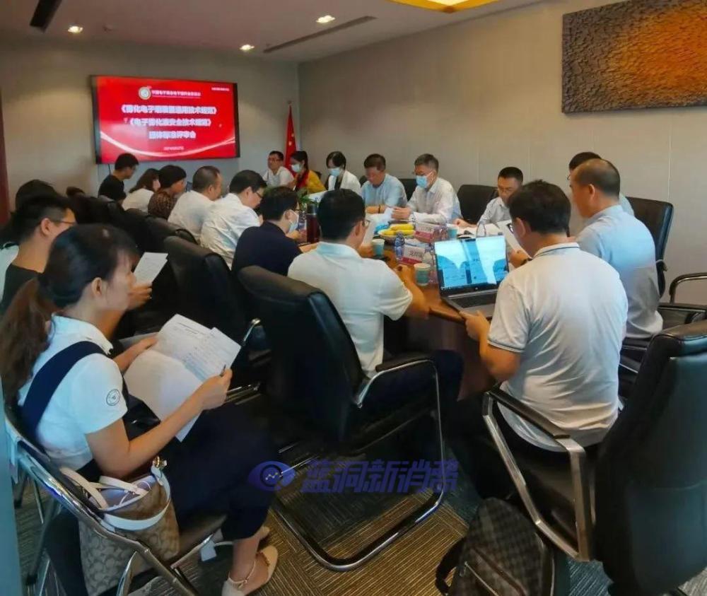 两项标准电子烟的技术通过审定,将向中国电子商会上报