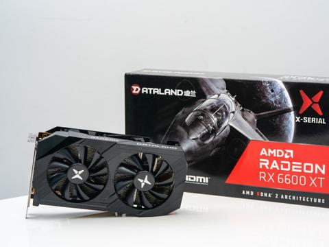 1080P任你玩,AMD RX 6600XT上手体验