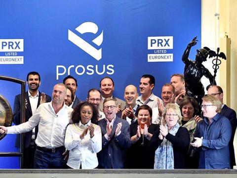 腾讯大股东Prosus斥资47亿美元收购印度支付平台BillDesk