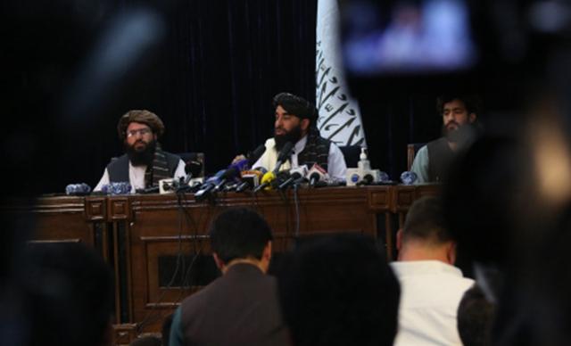 阿富汗新政府组建几近完成 哪些人会掌握实权?