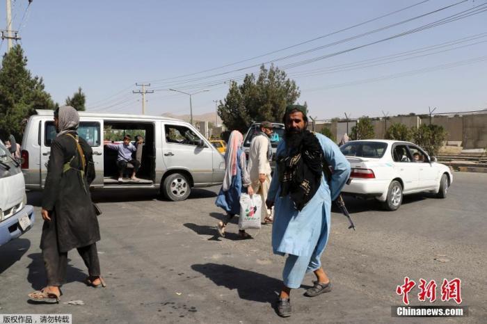 南非政府:目前无法接收来自阿富汗的难民