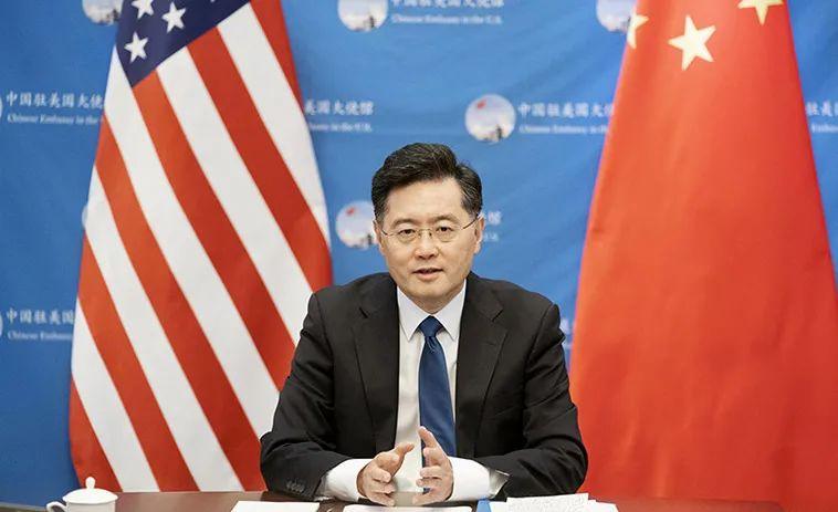 美媒:中国大使强硬 但也带来了希望(图1)