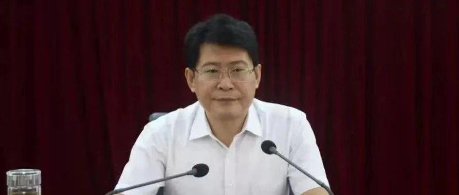 刘烁任萍乡市代市长 曾在公安部工作24年