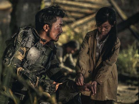 《重启地球》上映,叶璇何晟铭主演,《流浪地球》故事,特效精湛