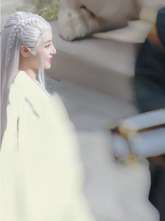 迪丽热巴的新剧安乐传造型美吗 全造型6套妆发各不同是真的好看!