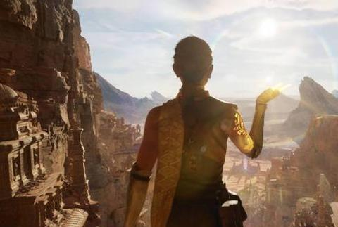 虚幻5演示首曝,女性角色Echo加入《堡垒之夜》