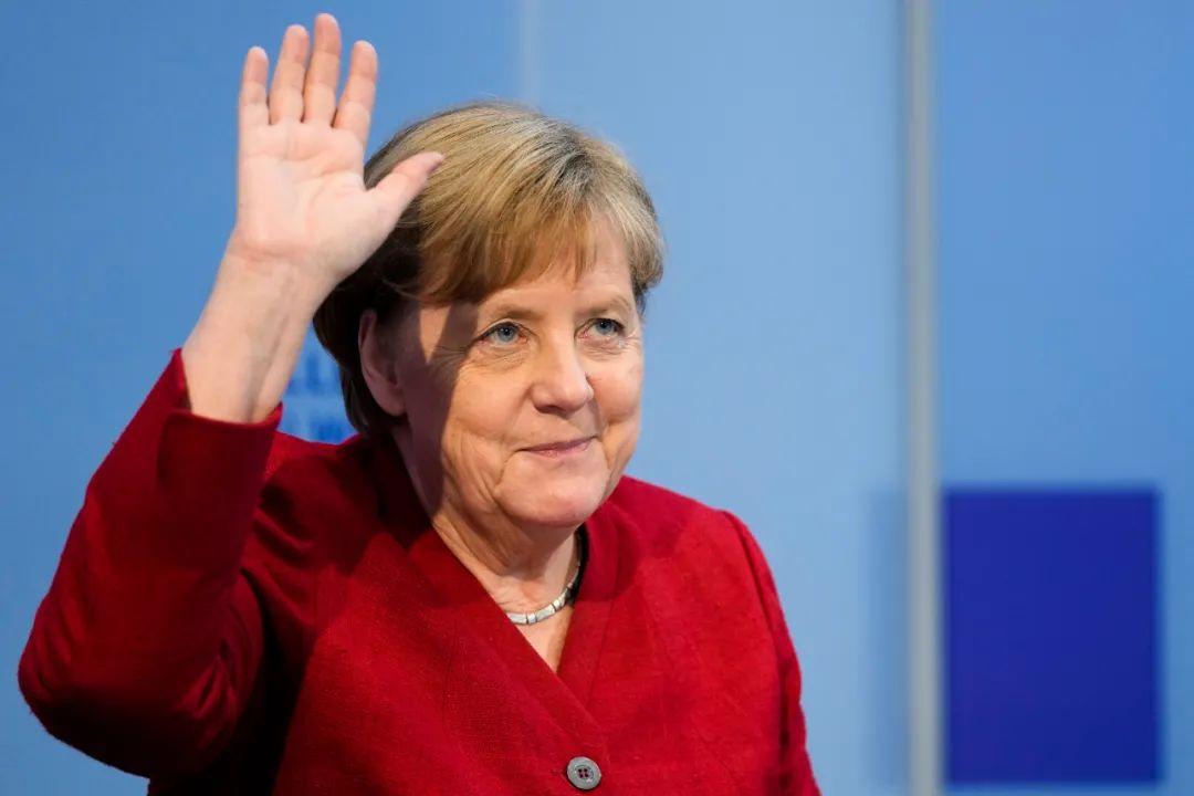 资料图:德国总理默克尔。/IC photo