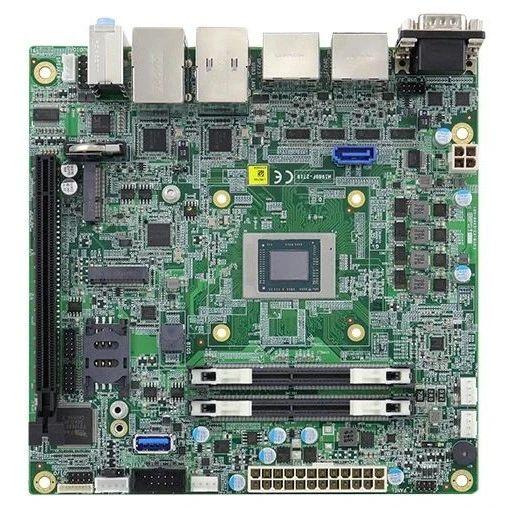 广积科技发布基于AMD Ryzen Embedded V2000系列的主板,支持四显示输出