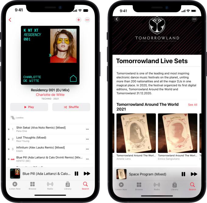 苹果 Apple Music 将使用算法保证 DJ 权益,混音作品版税分成