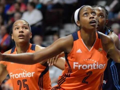 WNBA:神秘人vs梦想,实力相差甚远,看好神秘人获胜