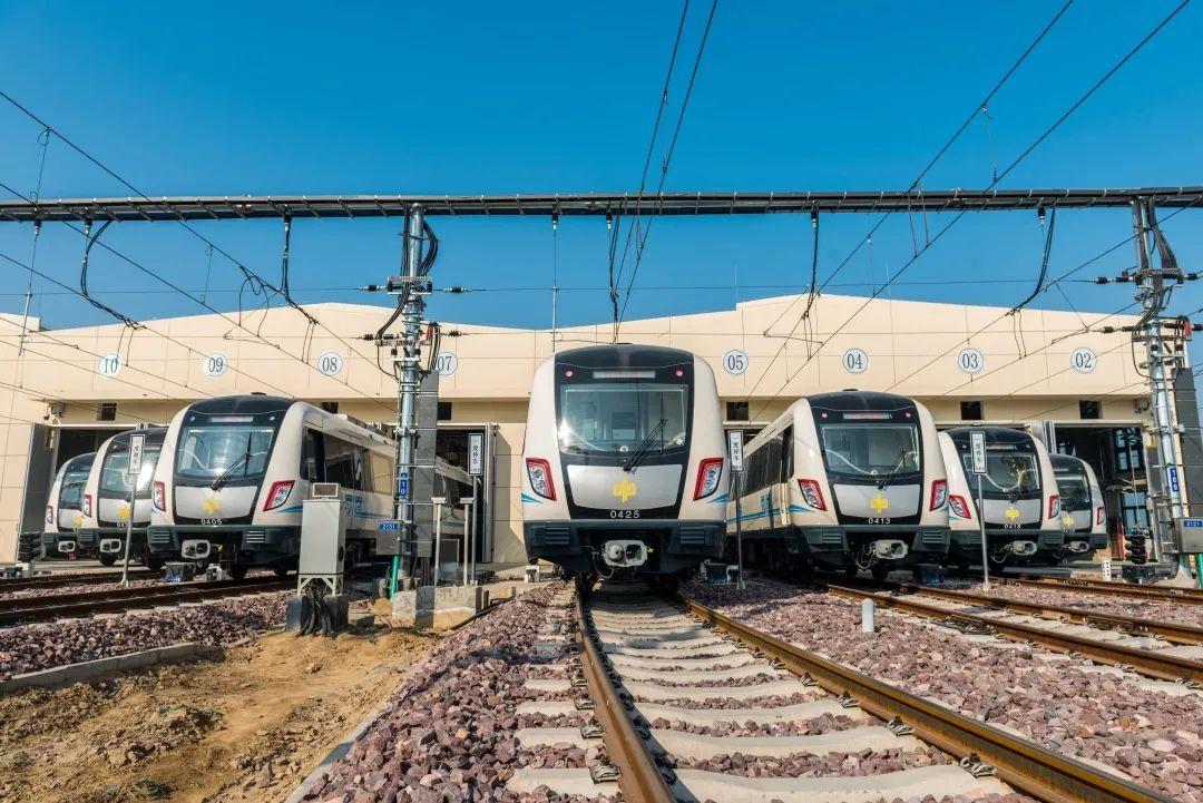 郑州地铁4号线、5号线9月15日6时起将恢复载客运营