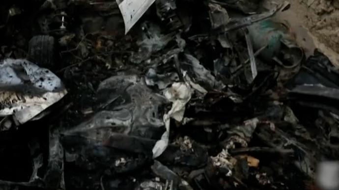 美媒披露美军误杀阿富汗平民细节:塑料桶被当成了爆炸物