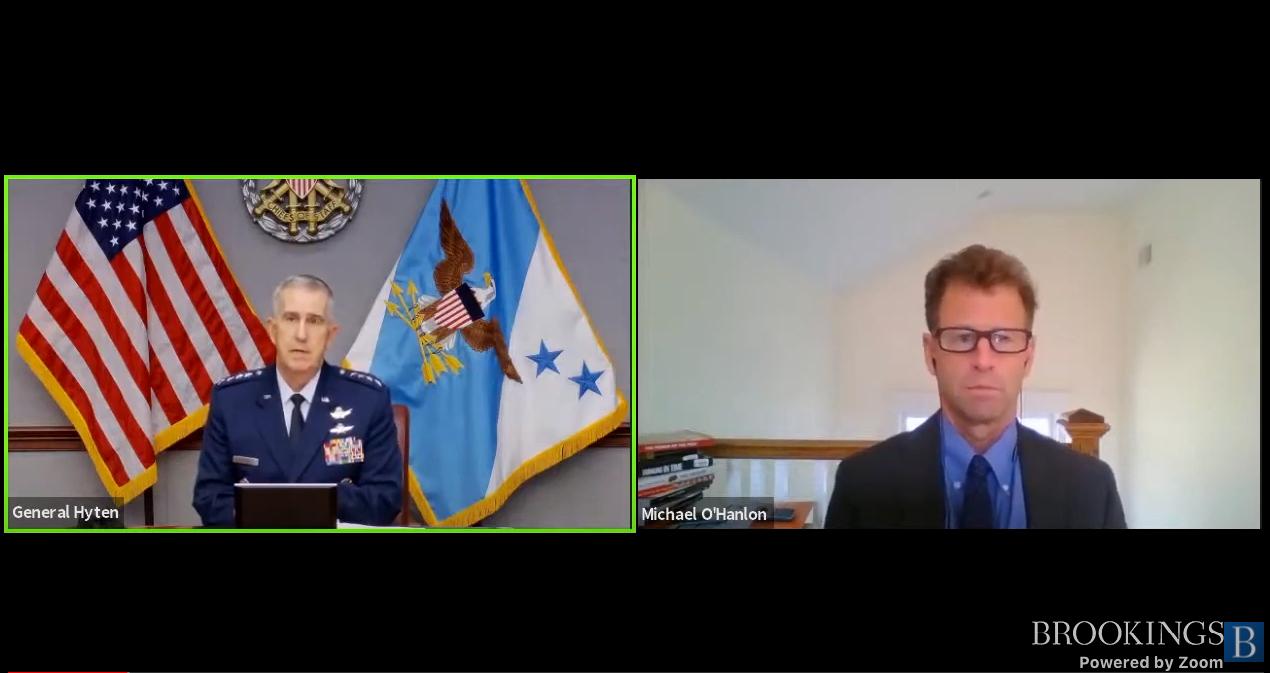 美参联会副主席:我们的目标应该是永远不与中国开战
