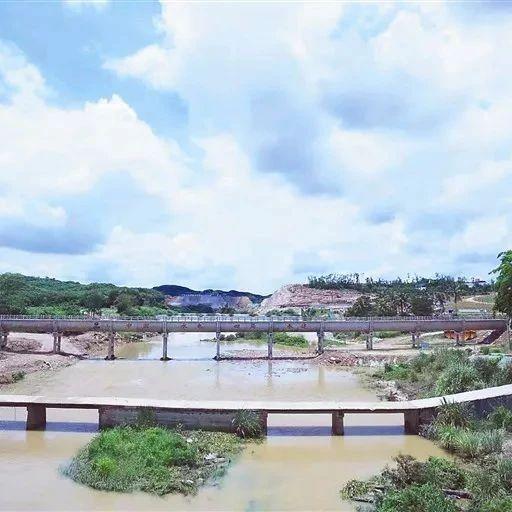 天角潭水利枢纽工程完成首次分部工程验收!