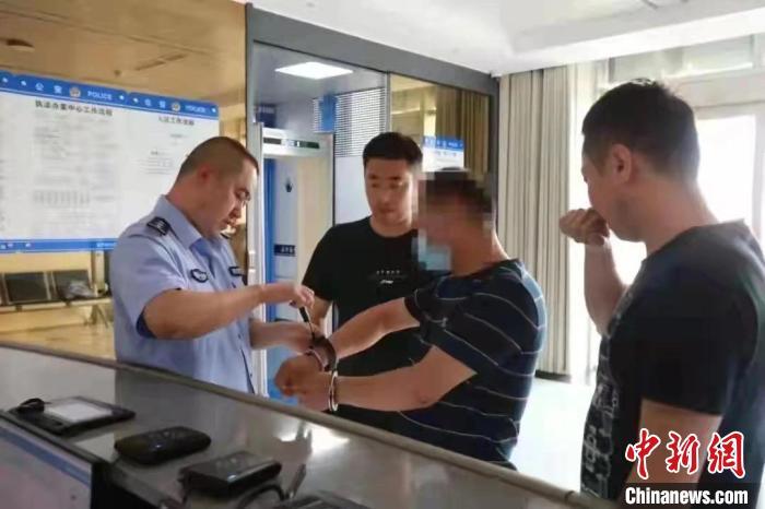 目前,6名犯罪嫌疑人已被依法逮捕,案件仍在进一步深挖扩线中。 晋城市公安局供图