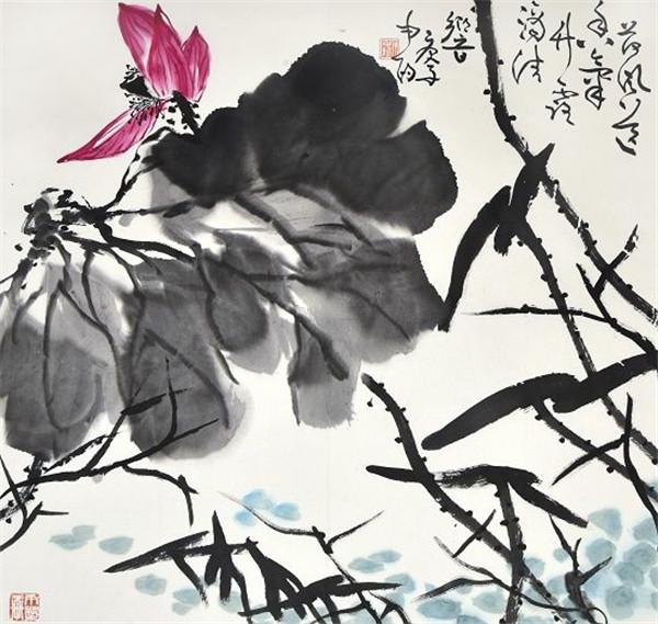 《江南园林美景》书画展今天开幕