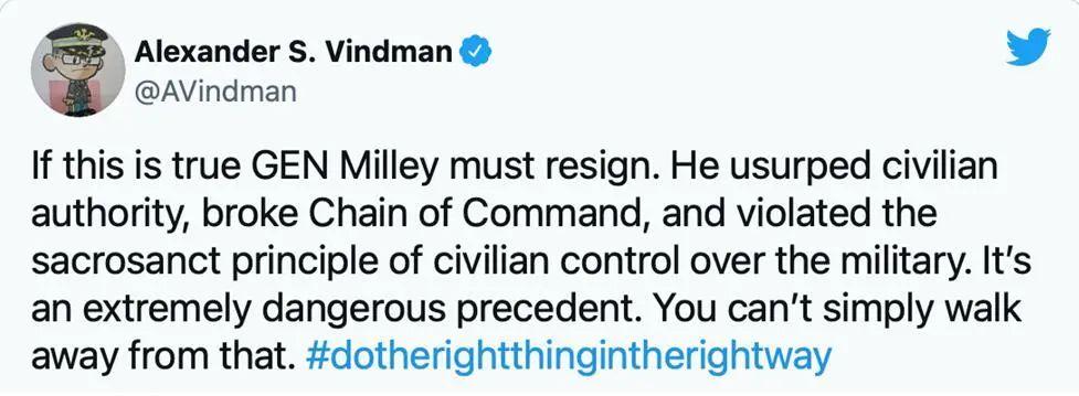 文德曼推特截图