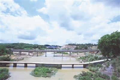 天角潭水利枢纽工程完成首次分部工程验收
