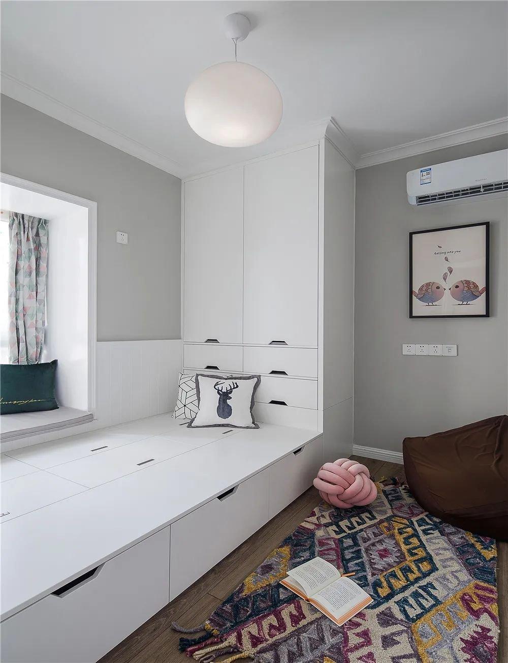 沐鸣2注册登录 101㎡新房,时尚的北欧风装修,尤其是厨房真的特漂亮