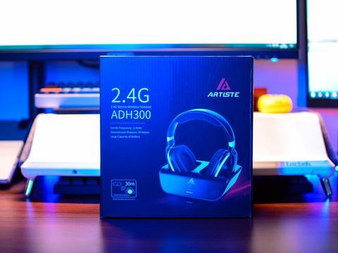 超高音质+超远距离传输:雅天ADH300无线电视耳机,球迷必备神器