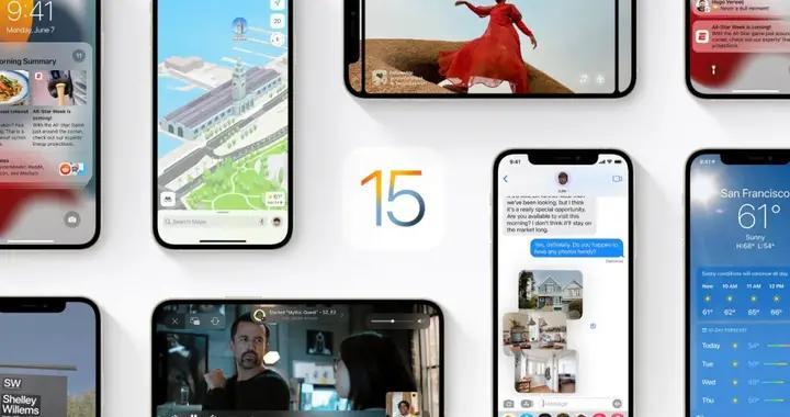 iOS 15 RC 版发布,正式版与新 iPhone 13 一同上线