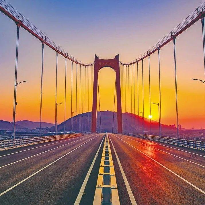 收费标准公布!棋盘洲长江公路大桥明起正式通车运营!
