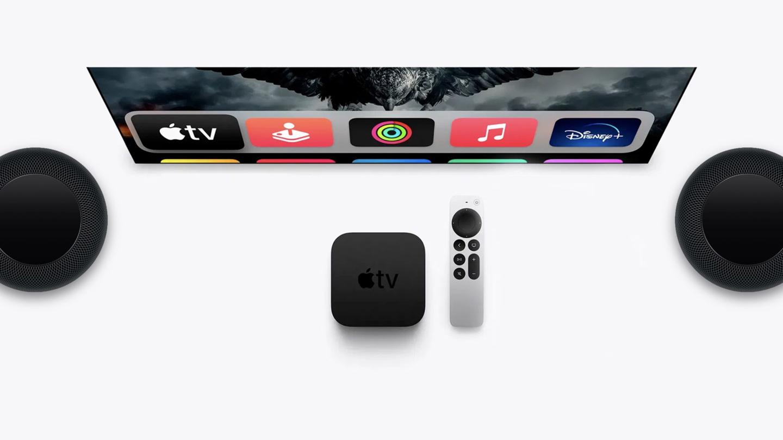 tvOS 15/HomePod 15将于9月20日大规模推送