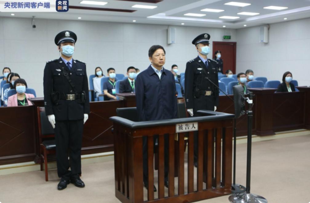 邓恢林案一审开庭审理