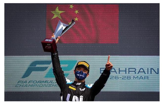 谁能拿到F1最后席位?周冠宇合同只差签字 不仅仅因为他是中国人