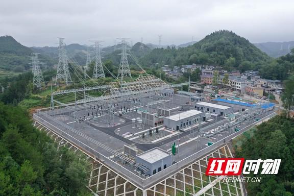 乘势而上筑强网 湘西州实现县域220千伏变电站全覆盖