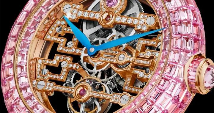 时间打造精致之美 | Jacob & Co.杰克宝BRILLIANT系列女士腕表