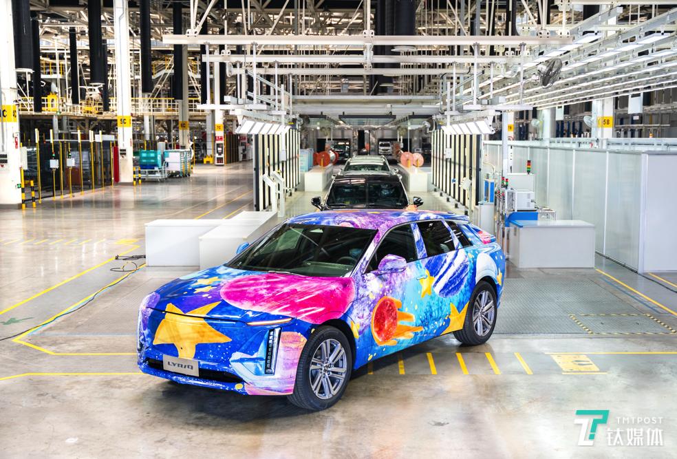 凯迪拉克纯电SUV LYRIQ将预售,Ultium奥特能平台首款量产车型