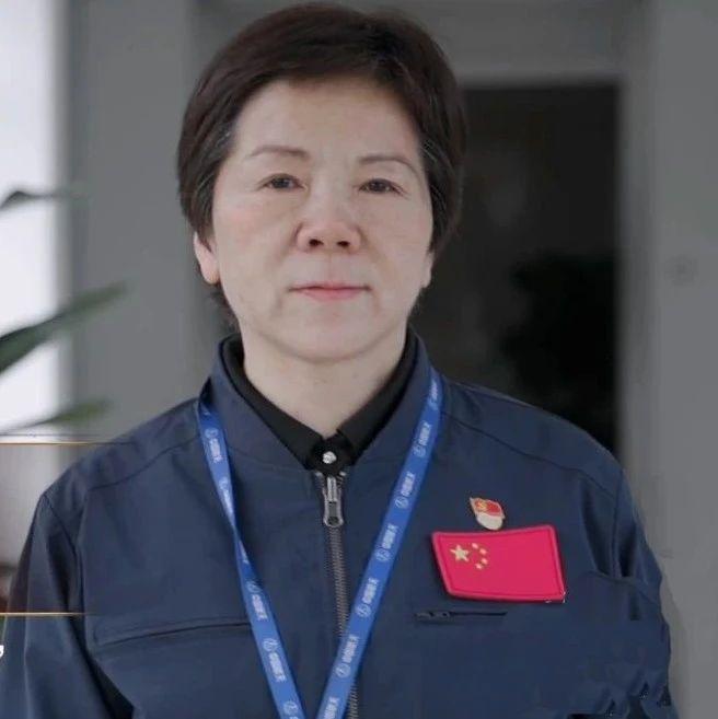 """与""""嫦娥""""相伴的科学家,芒果TV《党的女儿》走近""""全国五一劳动奖章""""获得者——张玉花"""