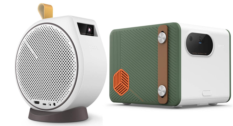 明基推出 GV30/GS50 便携投影仪:720P/1080P 分辨率,3865 元起