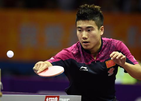 梁靖崑的国乒主力抢位战,没能打好,好在竞争对手也没能抓住机会
