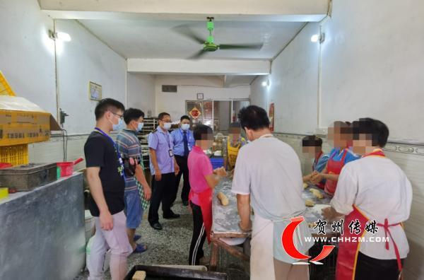 钟山县人民检察院开展中秋节前专项监督检查行动