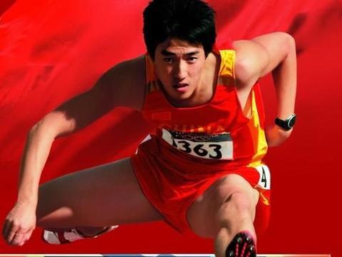 绝对巨星刘翔,中国田径历史巅峰之人,却因伤病无奈退役