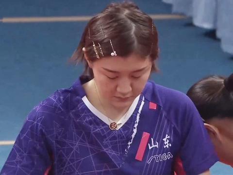 同病相怜,奥运混双银牌得主同遭失利,许昕更是被横扫创耻辱分数