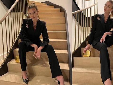 伊万卡妯娌不愧是超模,她的穿搭从日常到正式,都美出圈
